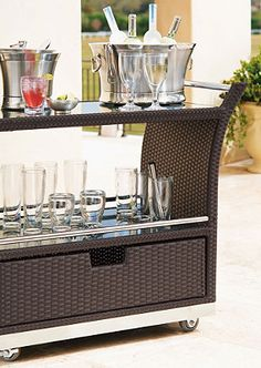 Ultimate Serving Cart.