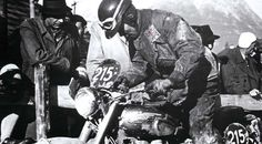 2011 - Barbour celebrates the 75th anniversary of its iconic International motorcycle clothing