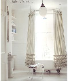 Adorable shower curtains