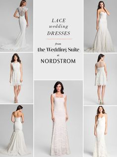 Wedding Dress Trends: Lace