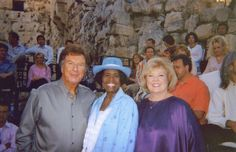 """Israel Homecoming Friends -  """"The songs our friend Lillie sings are a beautiful, moving reflection of her heart... we are very excited about her ministry!""""   - Bill & Gloria Gaither  Songwriters"""