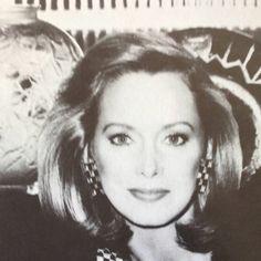 Karen Graham for @Steve Serrano Lauder by Skrebneski 1984