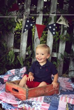 4th of July Banner Decoration / Photography Prop by nhayesdesigns, $18.50