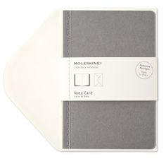 note cards by moleskin