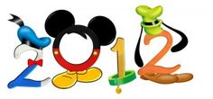 What's happening at Disney in 2012?