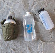 Create a 72-hr bug-out bag