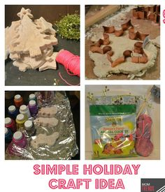 Simple Holiday Craft