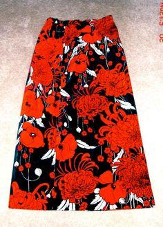 Chrysanthemum Skirt, eBay