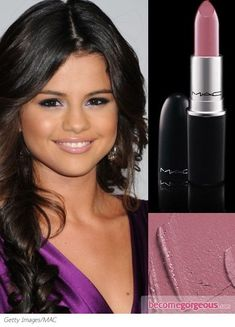 """Mac lipstick in """"Snob"""".  One of the Best lipstick in the MAC line.  Snob is a Matte pink with a blue undertone lipstick."""