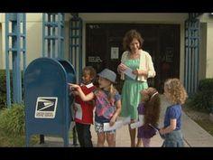 KidVisionVPK Post Office Field Trip