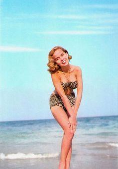 maillots de bain des annees 40 et 50 25   Maillots de bain des années 40 et 50   vintage pin up photo maillot de bain image années 50 années 40