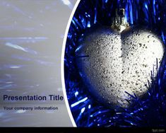 Silver Heart PowerPoint template is a great PPT template for presentations related to online dating or a way to increase the engagement