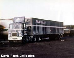 MAISLIN FORD CL. LATE 70'S