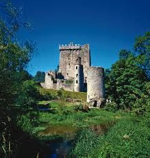 Blarney Castle...be sure to kiss the stone while there...you'll receive the gift of gab...whatever that is