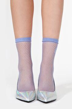 Hot Mesh Socks