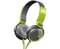 Extra Bass Headphones - Over-the-Head Sony Store - Sony US