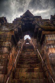 Borobudur - Java - Indonesia