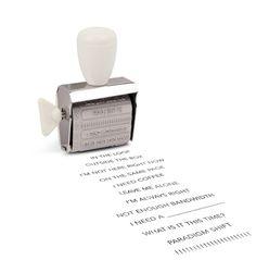 office speak stamp