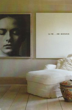 Cozy #photo #art #nook #bookcase #lounge #living #room