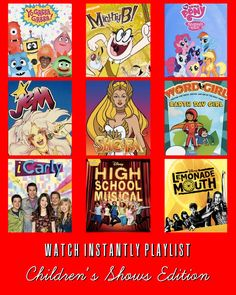 9 Kids Shows You Should Be Watching on Netflix Watch Instantly via On The Rag Mag