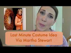 Last Minute Costume Idea - #YouTube