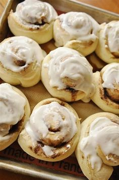 Cinnamon Rolls from Your Homebased Mom