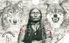 Where I Am: The Native American Tale of Two Wolves