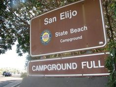 San Elijo State Beach Campgrounds Encinitas