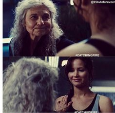 Mags and Katniss