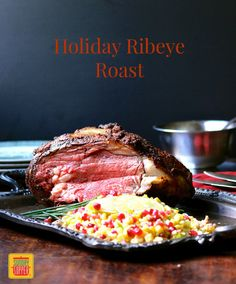Holiday Ribeye Roast