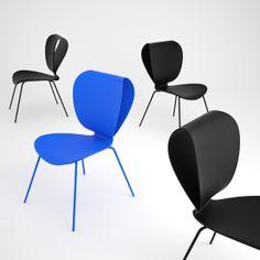 first chair by vasiliy butenko