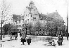 Perelsplatz  #Berlin #Friedenau