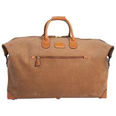 Buy Bric's Life Clipper Medium Holdall Online at johnlewis.com in Renna (£289)