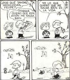 Mafalda mafaldita, bien es, airplanes, comic, mafalda illustr, miguelito, quino, cosa, amiga mafalda