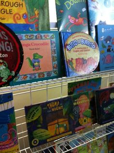 Books for the music classroom