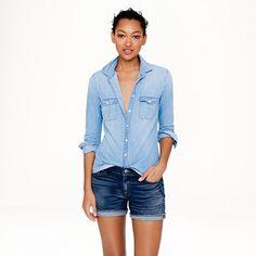 Best denim shorts for spring and summer