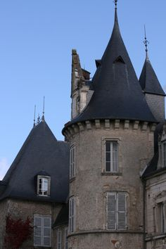 Château de Tracy - amazing wine here!  want me to give you a tour?