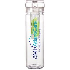 Add fresh fruit, mint leaves or tea to this #custom water bottle for all-natural beverages. #epromos