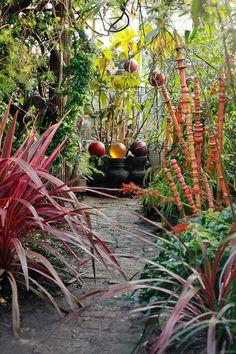 Garden of Marcia Donahue © Copyright 2011 Joshua McCullough.