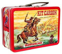 Kit Carson Lunchbox