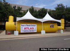 Atlas Survival Shelter Doomsday Bunker