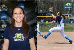Check out the latest Wildcats Spotlight student-athlete: Jenna Kraeger of the Cazenovia College Softball team! #WildcatsAthletics