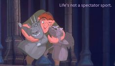 Sometimes you just need a Disney quote.