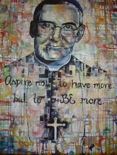 On March 24, 1980, Archbishop Oscar Romero of El Salvador was felled by an assassin's bullet as he celebrated Mass. An outspoken critic of the political violence and systemic poverty of his nation, Romero had become a symbol of hope and liberation for many of Latin America's poor, and an internationally celebrated advocate for human dignity.