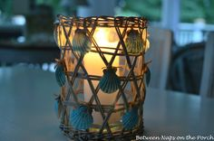 Seashell Crafts for Your Nautical Beach House Decor