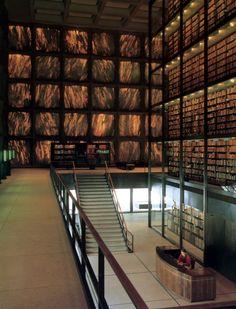 libraries, interior, books, architectur stuff, beineck librari, rare book, beineck rare, gordon bunshaft, manuscript librari