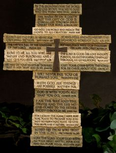Crosses-We need to see more, because We so easily forget!!!!