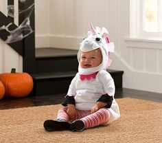 Baby Unicorn Costume #PotteryBarnKids