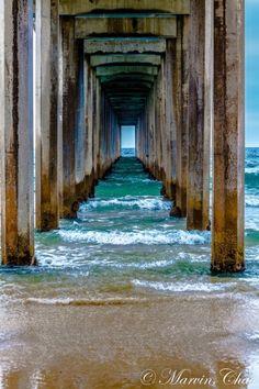 Travel Beach At La Jolla San Diego