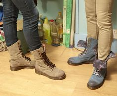 Dr. Martens Aimee & Triumph boots – new styles for Spring/Summer
